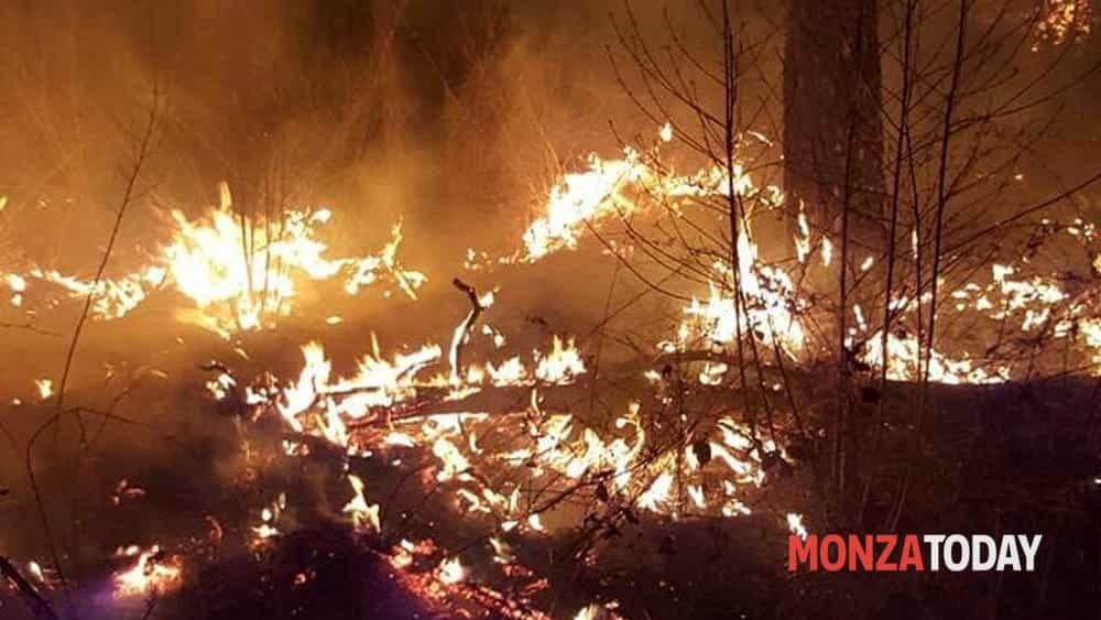Incendio groane misinto for B b misinto