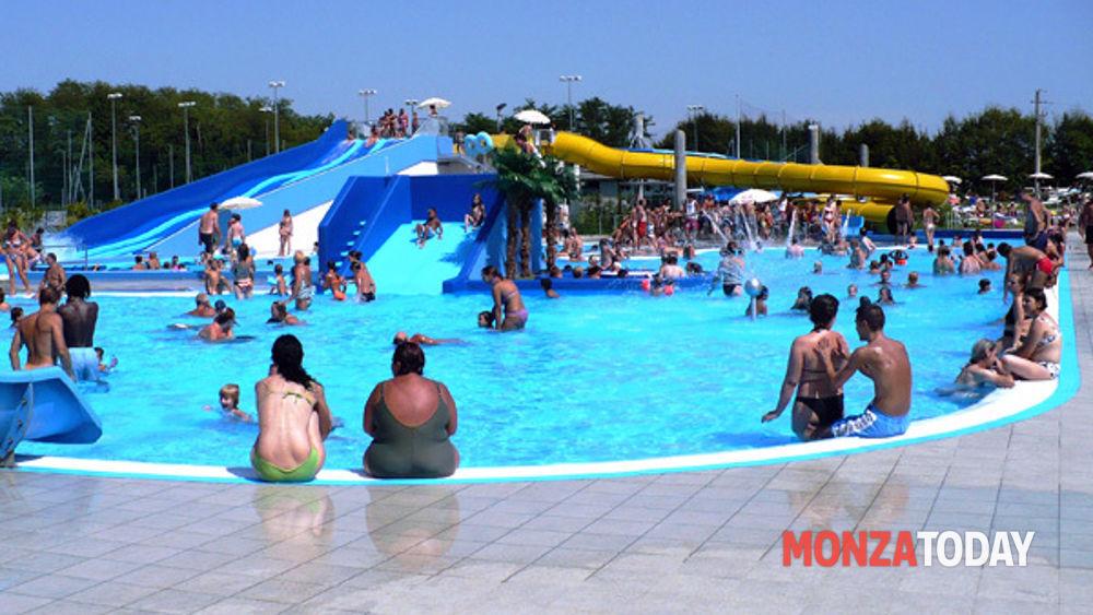 Piscine all 39 aperto monza e brianza estate 2015 for Piscina arcore