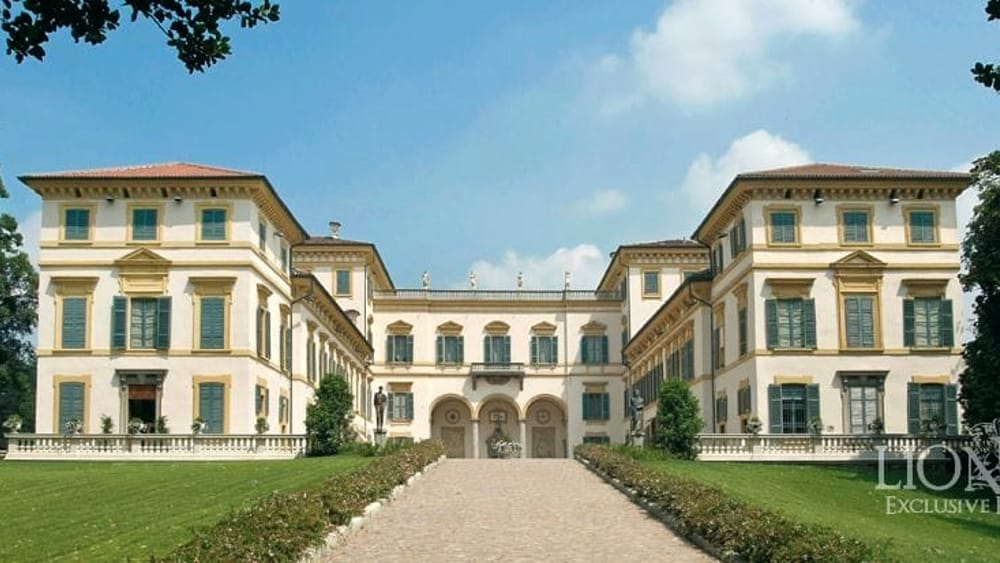 Villa borromeo a senago stata messa in vendita for B b misinto