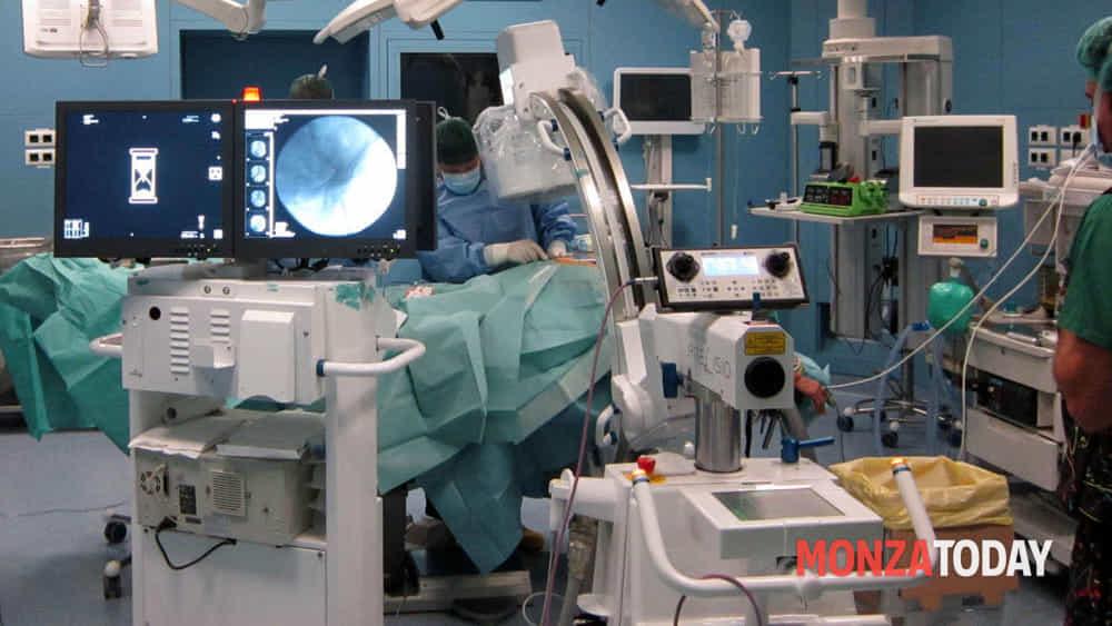 prostata con trattamento a vapore