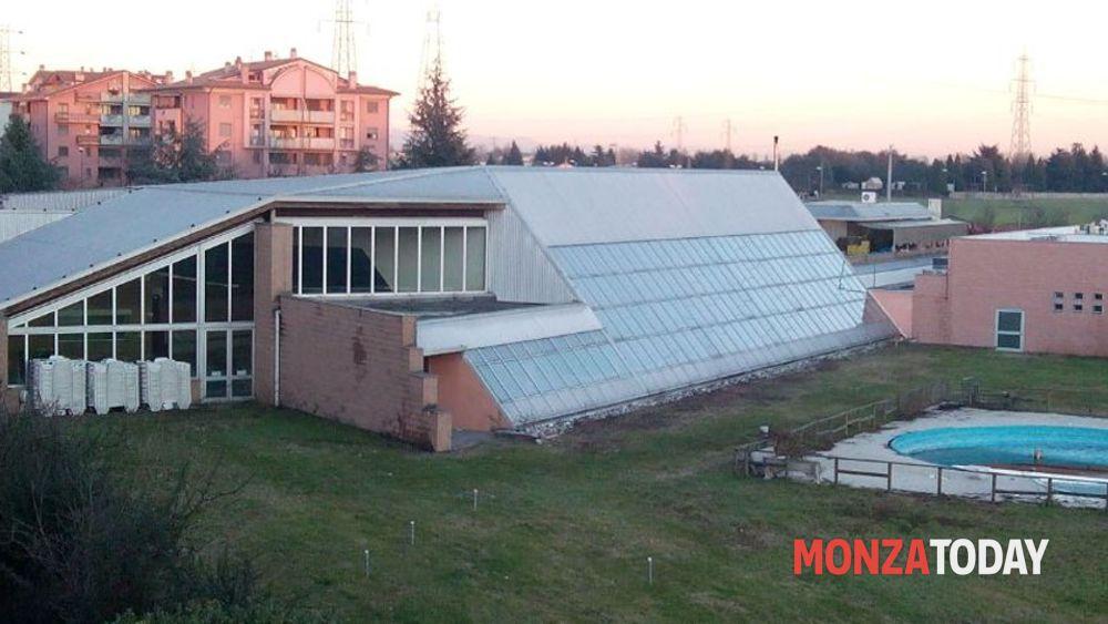 Centro sportivo comunale brugherio progetto lavori for Piscina arcore