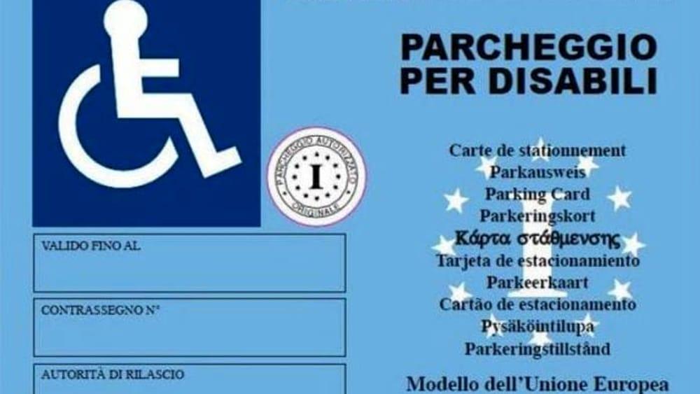 Guida Al Contrassegno Di Disabilita