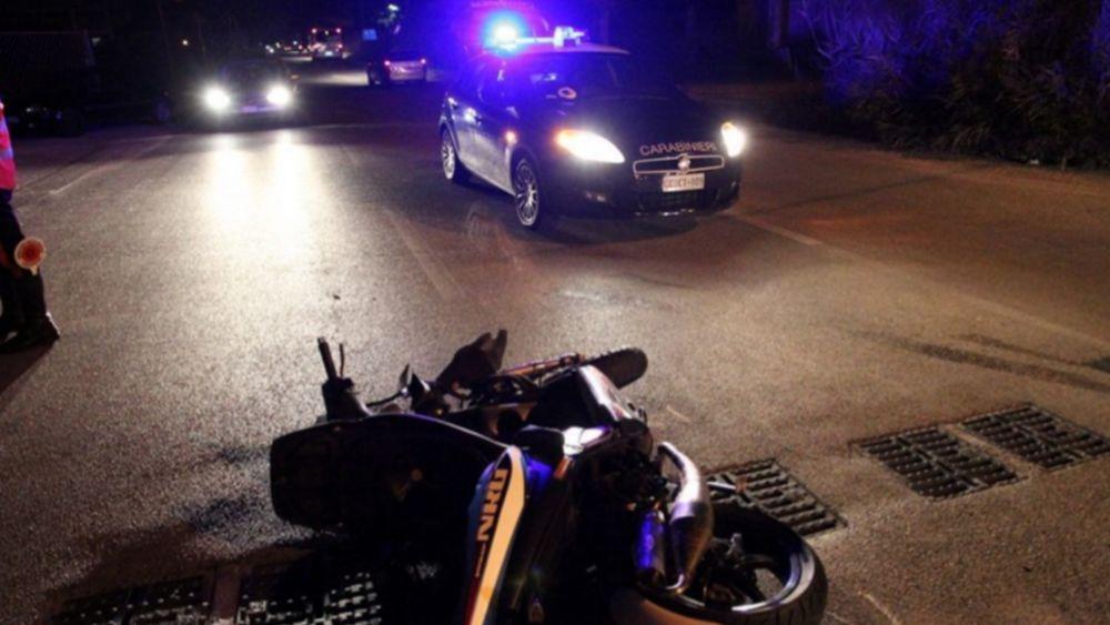 Misinto incidente stradale ragazzino in moto in via europa for B b misinto