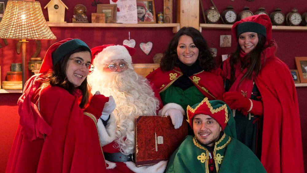 Dove Si Trova In Questo Momento Babbo Natale.Babbo Natale Invia Video Personalizzati A Chi Crede Alla Magia Delle Feste