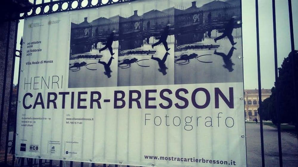 Henri cartier bresson foto in mostra a palazzo ducale for Cartier bresson monza