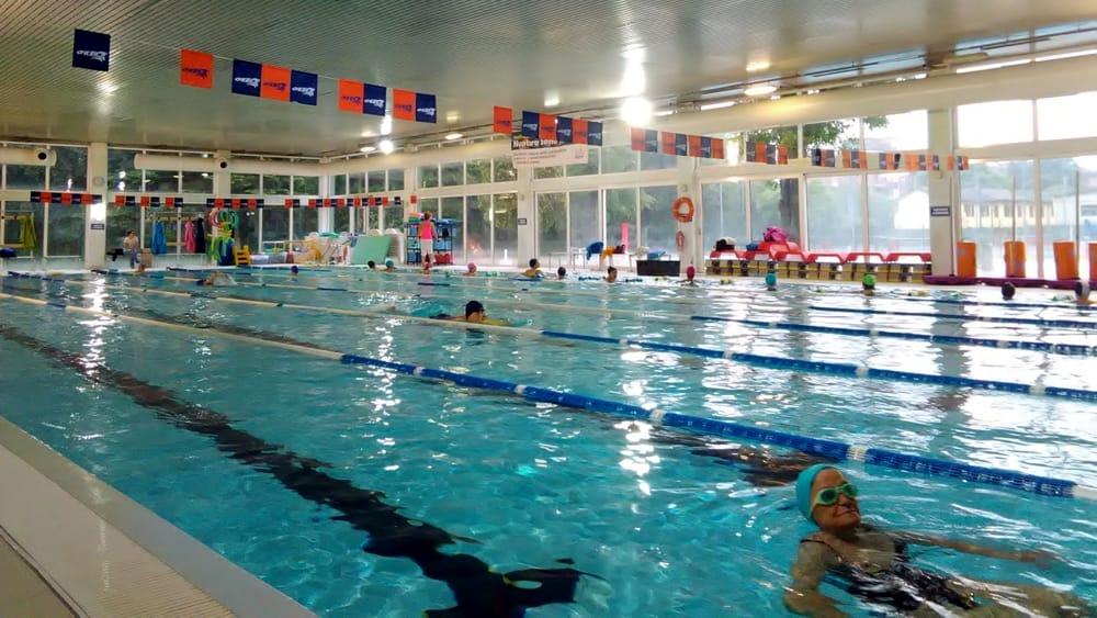 Terminati i lavori al centro sportivo triante piscina for Piscina arcore