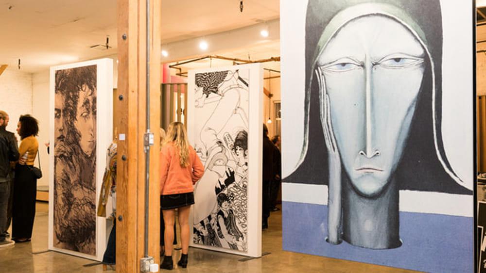 'Tema libero': mostra gratuita di pittura e scultura a Cologno - Monza Today