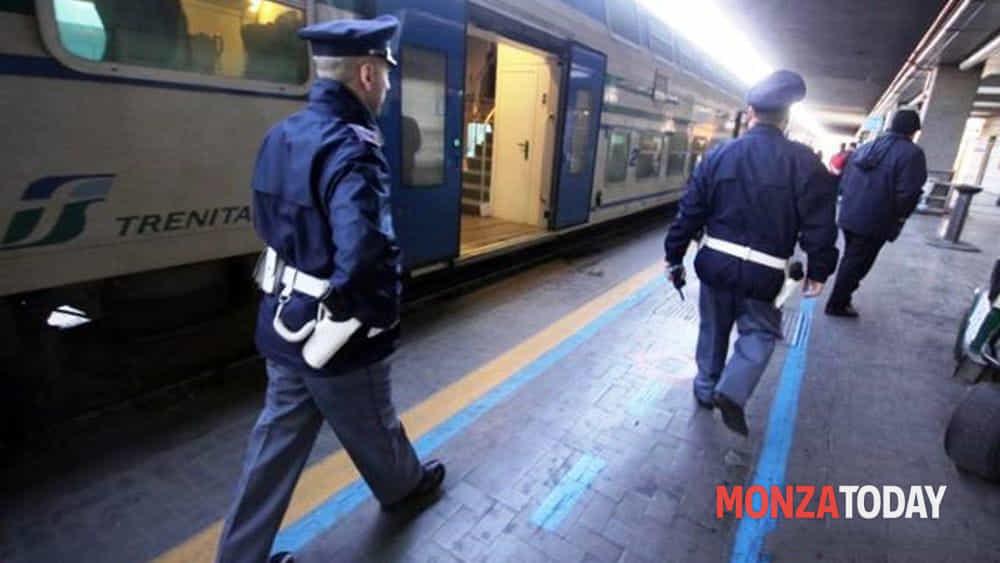 Scende dal treno e viene arrestato, spacciatore in manette in stazione a Varedo - Monza Today