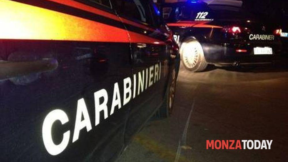 Arcore carabinieri gioved contro i ladri furto in via for B b misinto